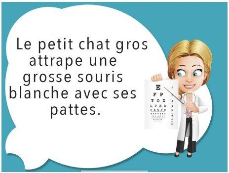 OrthoVillage - Clémentine l'ophtalmo