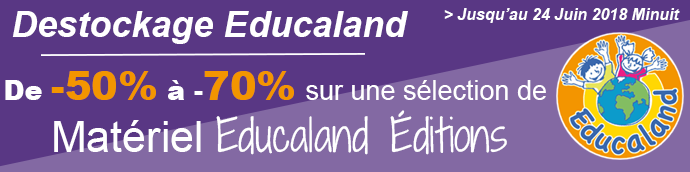 Sélection Educaland Destockage