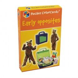 Les premiers opposés - Pocket Colorcards