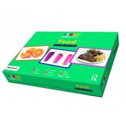 Produits alimentaires - Nourriture - 96 cartes couleures - Seconde Édition