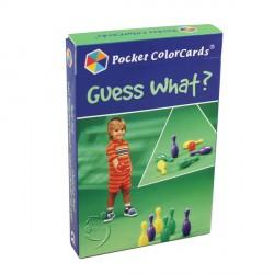 Sais-tu ? - Pocket Colorcards