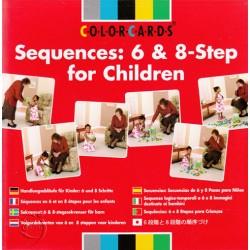 Séquences en 6 et 8 étapes pour les enfants
