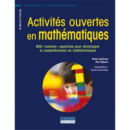 Activités ouvertes en mathématiques