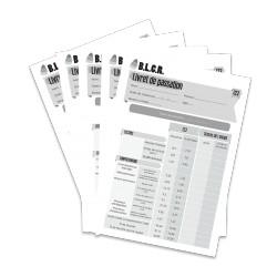 BLCR - Livret de passation CE2 (Lot de 5)