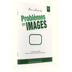 Mon cahier problèmes en images CE2