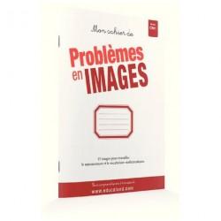Mon cahier problèmes en images CM1
