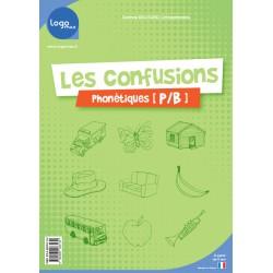 Les confusions phonétiques p/b
