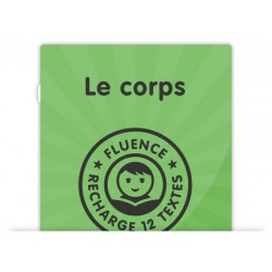 Textes Fluence - Le corps - CE / CM