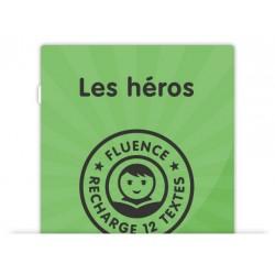Textes Fluence - Les héros - CM