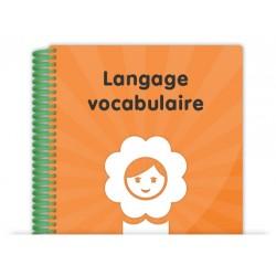 Guide Langage et Vocabulaire - GS