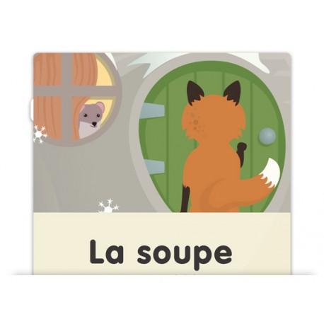 Album La soupe aux cailloux - GS