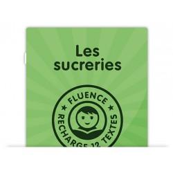 Textes Fluence - Les sucreries - CP