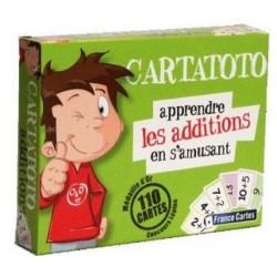 Cartatoto - Apprendre les additions en s'amusant