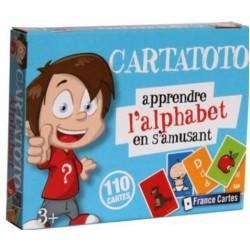 Cartatoto - Apprendre l'alphabet en s'amusant