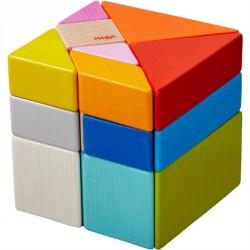 Cube 3D à assembler