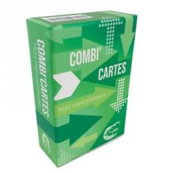 Combi'Cartes - Mots Monosyllabiques