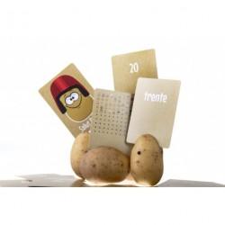 100 patates !