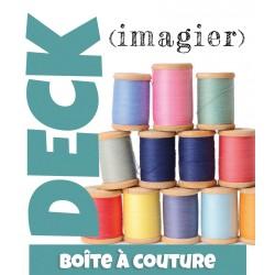 Imagier Boîte à couture - Deck
