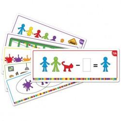 Famille à compter - Cartes d'activités