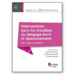 Guide de l'orthophoniste - Volume 3 - Intervention dans les troubles du langage
