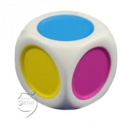 Dé - Cercles de couleurs