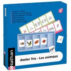 Atelier Tris - Les animaux