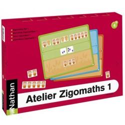 Atelier Zigomaths 1 - Les nombres de 3 à 6