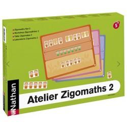 Atelier Zigomaths 2 - Les nombres de 7 à 12
