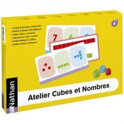 Ateliers cubes et nombres