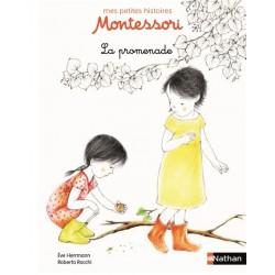 La promenade - Mes petites histoires Montessori - Pédagogie - Dès 3 ans