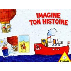 Imagine ton histoire