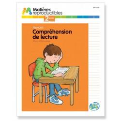 Français 2 - Compréhension de lecture Niveau CE1 Cahier 2-Fiches reproductibles