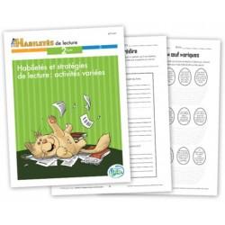 Habiletés et stratégies de lecture - 2ème cycle (CE2 - CM1)