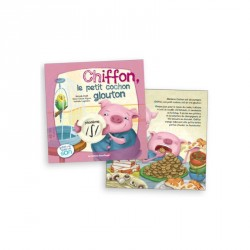 Chiffon, le petit cochon glouton - Phonème /ch/