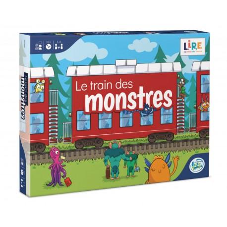 Le train des monstres