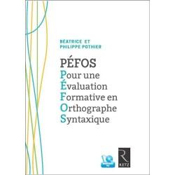 PÉFOS : Pour une Évaluation Formative en Orthographe Syntaxique