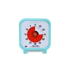 Time Timer version Pocket Bleu-turquoise