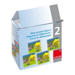 Cherche la différence Box 2