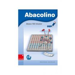 Abacolino - Cahier de travail Abaco 100 tricolor