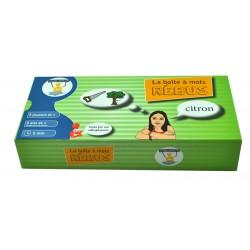 La boîte à mots - Rébus