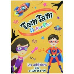 Tam Tam Superplus les aditions - a+b, a100 et b 10