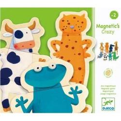 Drôles d'animaux magnétiques