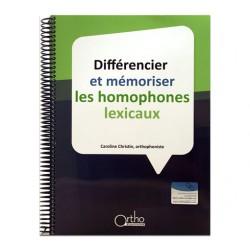 Différencier et mémoriser les homophones lexicaux