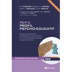 PEP-3 : Profil psycho-éducatif - 3ème édition