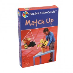 Le jeu des paires - Pocket Colorcards