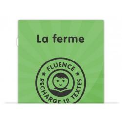 Textes Fluence - La ferme - CP / CE