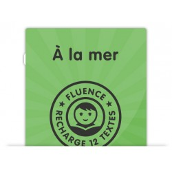 Textes Fluence - A la mer - CE