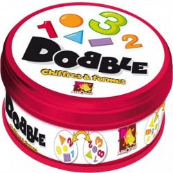 Dobble Chiffres et formes