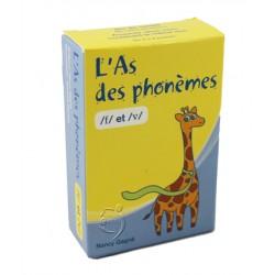L'as des phonèmes /f/ et /v/