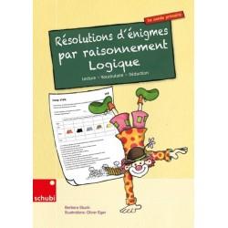 Résolutions d'énigmes par raisonnement logique - Niveau CE2